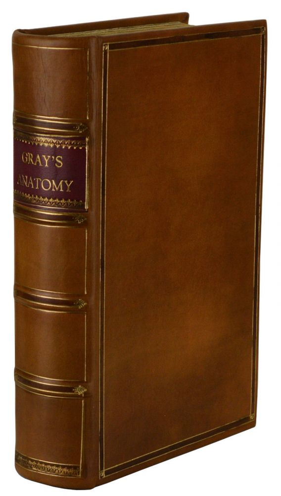 (Gray's Anatomy) Anatomy, Descriptive and Surgical. Henry Gray, H. V. Carter, Illustrator.