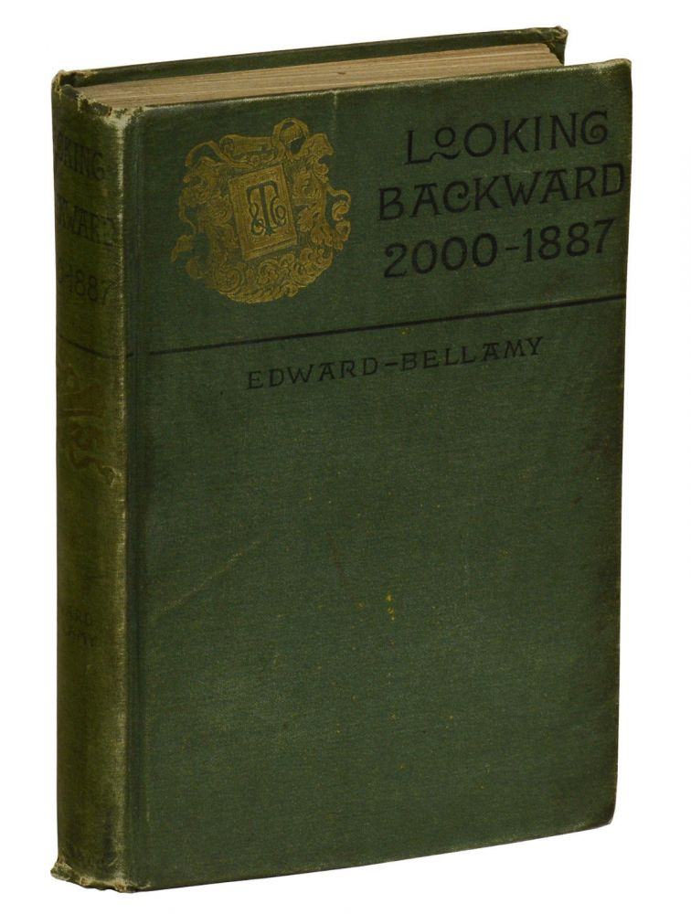 Looking Backward 2000 1887 Edward Bellamy First Edition