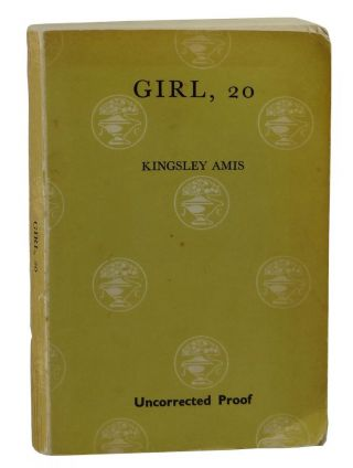 Girl, 20. Kingsley Amis