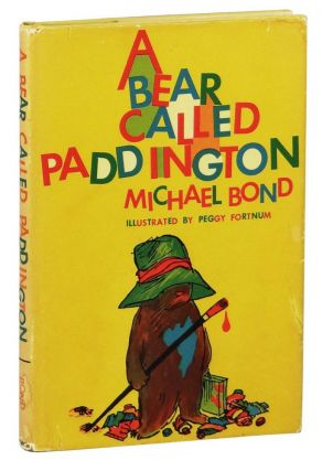 A Bear Called Paddington. Michael Bond