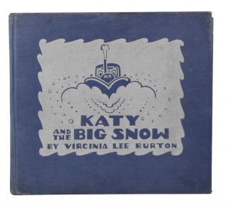 Katy and the Big Snow. Virginia Lee Burton