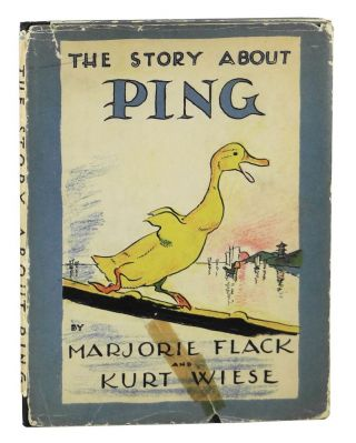 The Story About Ping. Marjorie Flack