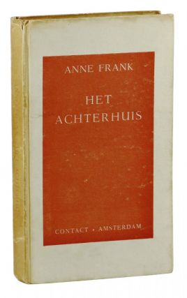 Het Achterhuis (The Diary of a Young Girl). Anne Frank.