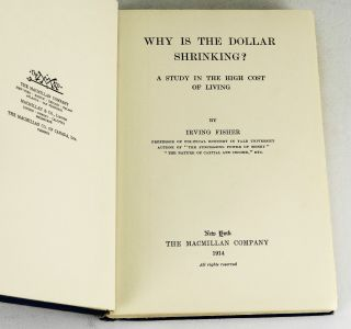 Why the Dollar is Shrinking
