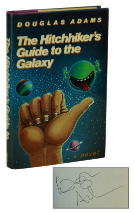 Hitchhiker's Guide to the Galaxy. Douglas Adams