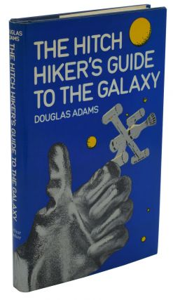 The Hitch Hiker's Guide to the Galaxy. Douglas Adams.