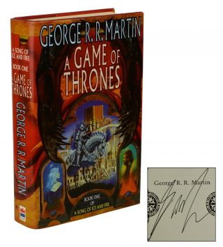 A Game of Thrones. George R. R. Martin