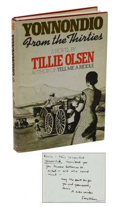Yonnondio: From the Thirties. Tillie Olsen