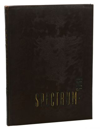 Georgia State College for Women, The Spectrum 1943, 1944, & 1945 (Three College Yearbooks)