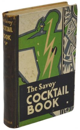 The Savoy Cocktail. Harry Craddock