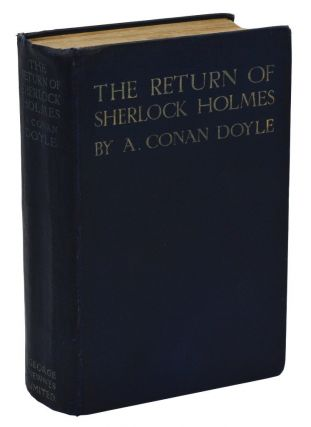 The Return of Sherlock Holmes. Arthur Conan Doyle