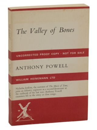 The Valley of Bones. Anthony Powell