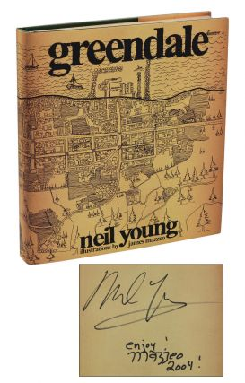 Greendale. Neil Young, James Mazzeo, Author