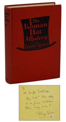 The Roman Hat Mystery: A Problem in Deduction. Ellery Queen, Fredric Dannay, Manfred Bennington Lee
