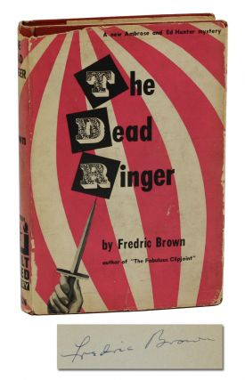 The Dead Ringer. Frederic Brown.