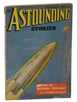 """""""At the Mountains of Madness"""" in Astounding Stories February-April 1936"""