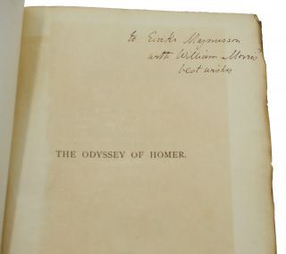 The Odyssey of Homer: Done into English Verse