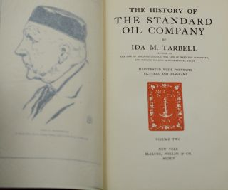 The History of the Standard Oil Company (Volumes I & II)