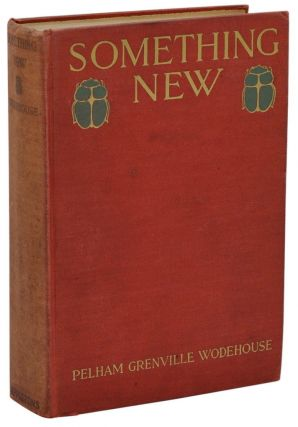 Something New. P. G. Wodehouse.