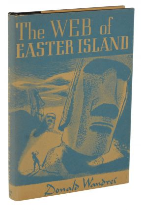 The Web of Easter Island. Donald Wandrei