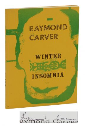 Winter Insomnia. Raymond Carver, Robert McChesney, Illustrations