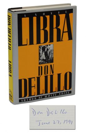 Libra. Don DeLillo