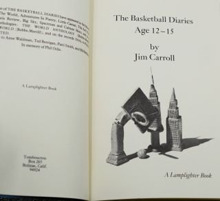 The Basketball Diaries: Age 12-15, 1963-1966