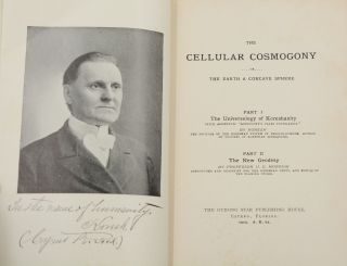 The Cellular Cosmogony: or The Earth a Concave Sphere