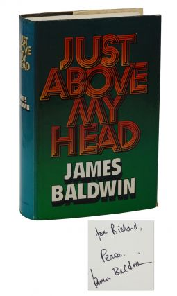 Just Above My Head. James Baldwin