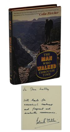 The Man Who Walked Through Time. Colin Fletcher