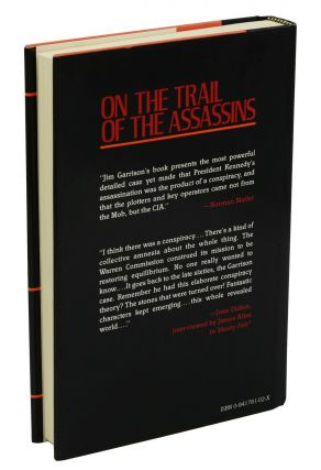 On the Trail of the Assassins: My Investigation and Prosecution of the Murder of President Kennedy