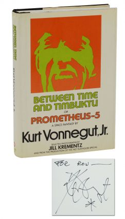 Between Time and Timbuktu or Prometheus-5. Kurt Vonnegut