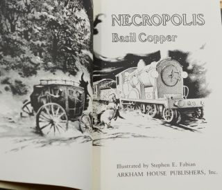 Necropolis: A Novel of Gothic Mystery