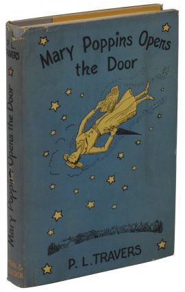 Mary Poppins Opens the Door. P. L. Travers.