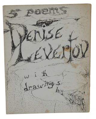5 Poems. Denise Levertov, Jess, Illustrations.
