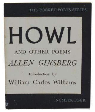 Howl. Allen Ginsberg, William Carlos Williams, Introduction