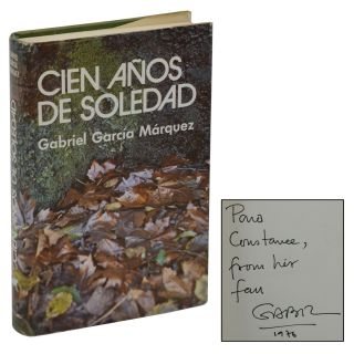 Cien Anos de Soledad [One Hundred Years of Solitude]. Gabriel Garcia Marquez.