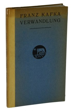 Verwandlung (The Metamorphosis). Franz Kafka.
