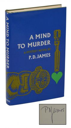 A Mind to Murder. P. D. James
