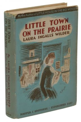Little Town on the Prairie. Laura Ingalls Wilder.