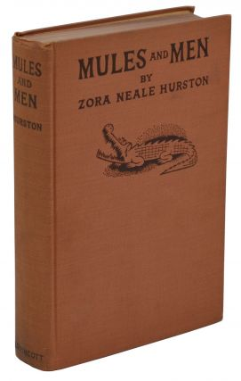 Mules and Men. Zora Neale Hurston.