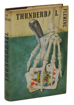 Thunderball. Ian Fleming.