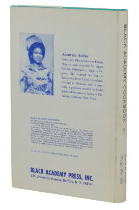 Black Academy Cookbook: A collection of authentic African recipes