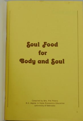 Soul Food for Body and Soul