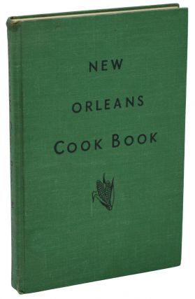 New Orleans Cook Book. Lena Richard