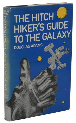 Hitch Hiker's Guide to the Galaxy. Douglas Adams