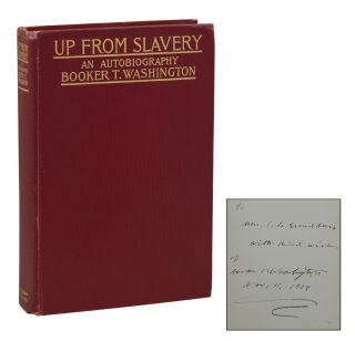 Up From Slavery. Booker T. Washington