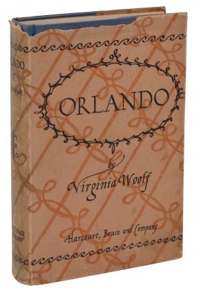 Orlando. Virginia Woolf.