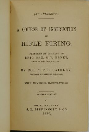 A Course of Instruction in Rifle Firing