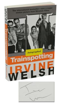Trainspotting. Irvine Welsh